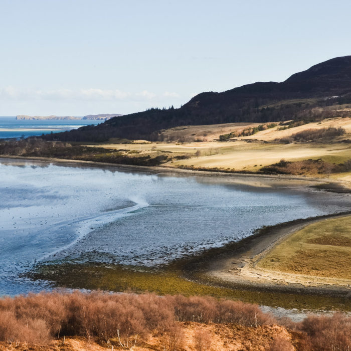 Kyle of Tongue, North of Scotland taken by Milie Del