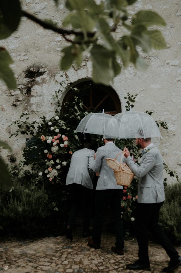 Groom preparation Wedding photographer Milie Del Drôme