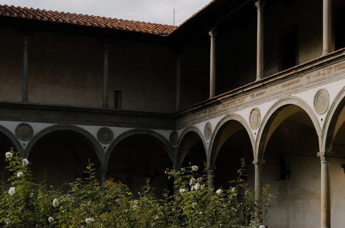 Basilica di San Lorenzo, Firenze, Tuscany Italy By Milie Del