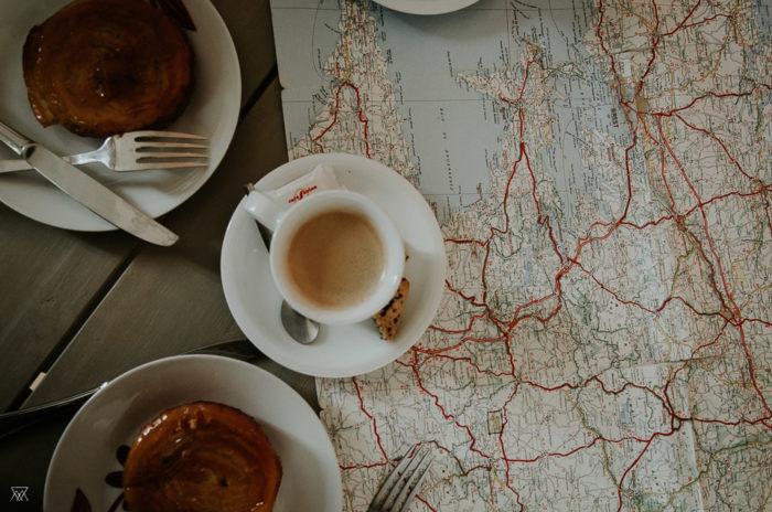 Petit dejeuner Pointe du Raz Milie Del Photographer Saltwater Brittany France