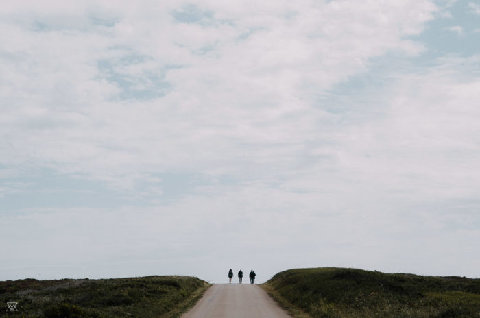walking, Pointe du Raz Milie Del Photographer Saltwater Brittany France