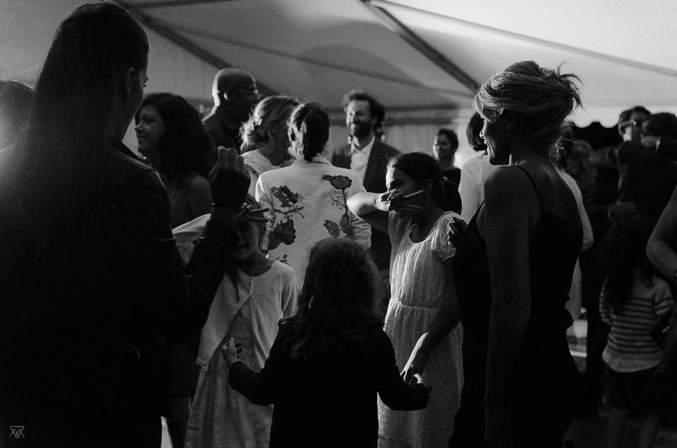 Soirée wedding photographer Milie Del Montpellier France