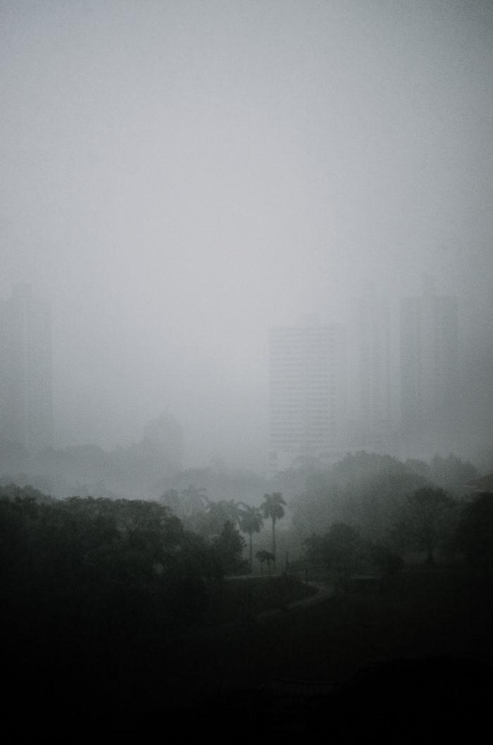 tempete tropicale panama city parc omar