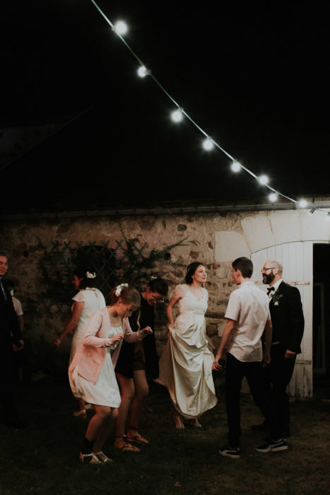 night dancing wedding photos artistic photography