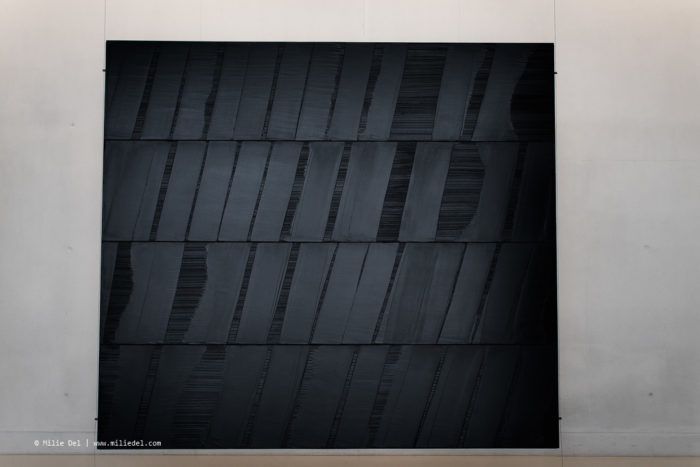 Musee Fabre Reportage architecture Pierre Soulages Monopol Magazin by Milie Del Photographer
