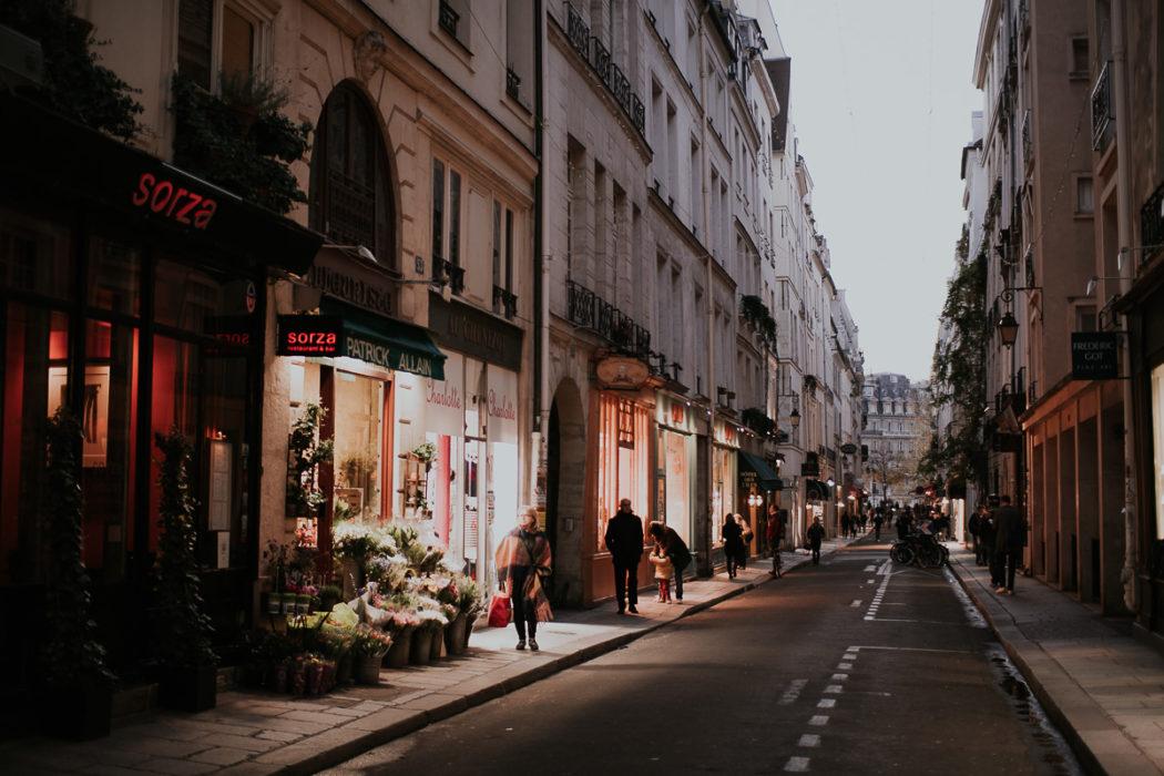 rue eclairee boutique paris marais