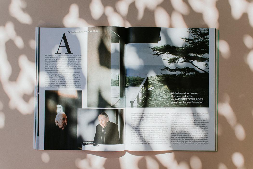 Monopol Magazine issue April 2019 Pierre Soualges Reportage photographer Milie Del