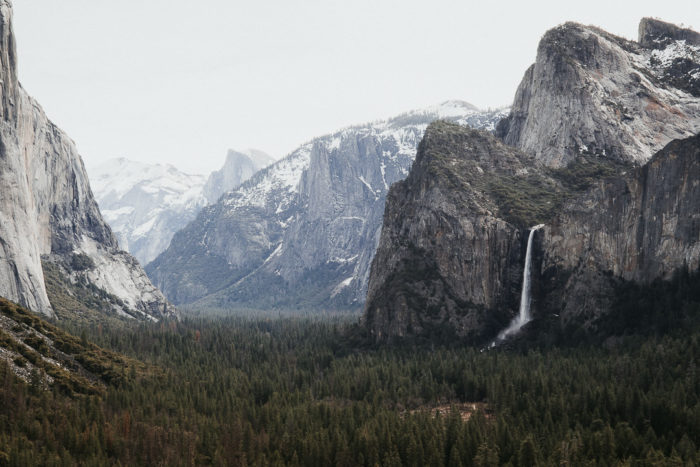 Photo by Milie Del photographer of Yosemite Valley California april 2019