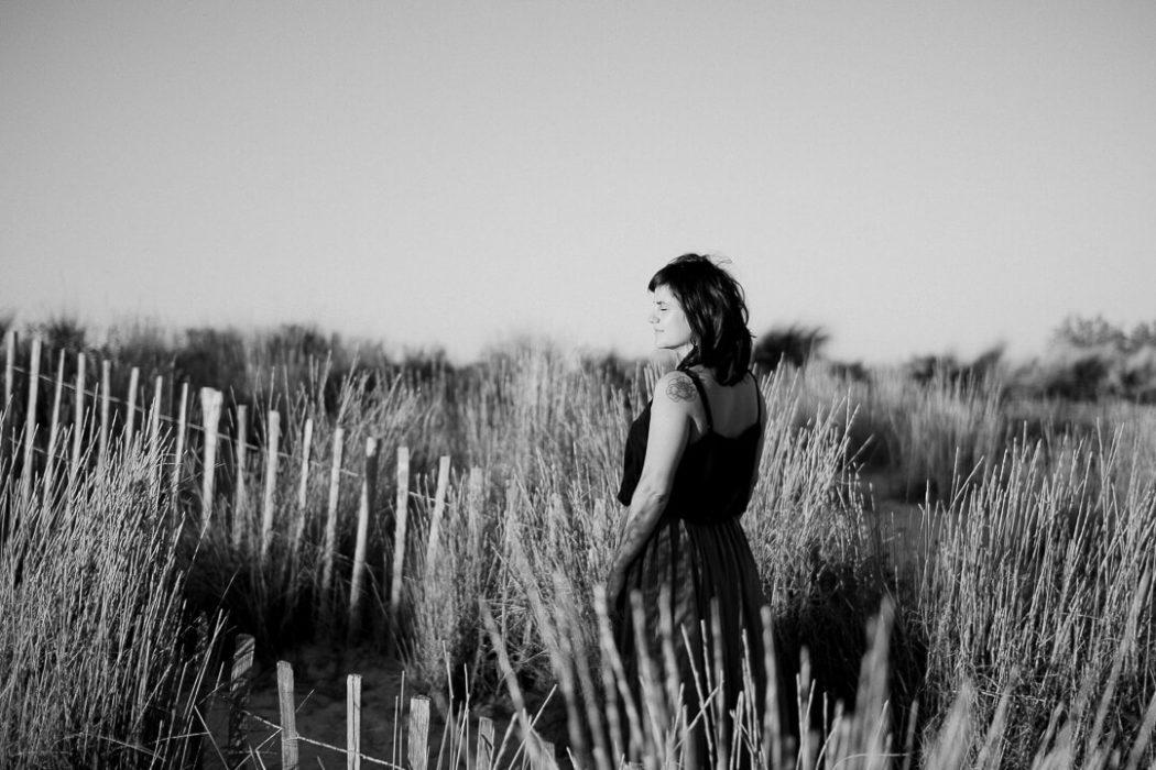 portrait femme photographe milie del montpellier