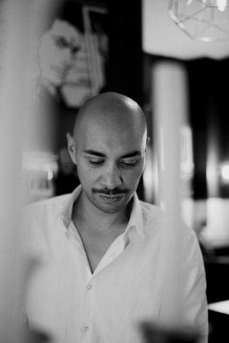 Christian Collot décorateur d'intérieur portrait montpellier